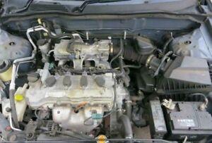 Nissan Almera 1.5L Benzin QG15DE Silber Motor Top 2002-2007