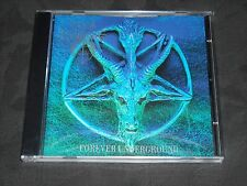 VITAL REMAINS - Forever Underground (CD rare 1st ed. '97 US Death metal) Osmose