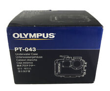 Olympus PT-043 Underwater Camera Case Housing New with Box