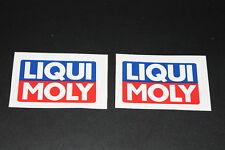 176 Liqui Moly Aceite Lubricante Pegatinas Pegamento Logotipo Adhesivo