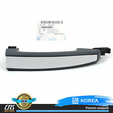 GENUINE Outside Door Handle ALL Doors Chrome 10-15 Malibu Cruze Regal 25936893