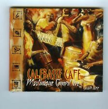 CD (NEW) CALEBASSE CAFE MARTINIQUE COMPIL LIVE