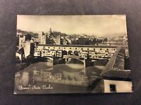 Florence - Panorama - Vintage Real Photo Postcard