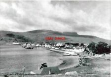 PHOTO  HIGHLAND FRONT STREET ULLAPOOL IN 1964 FROM A VIEWPOINT TO THE EAST OF TH