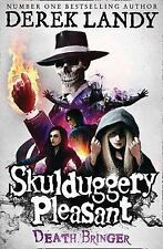 Death Bringer (Skulduggery Pleasant, Book 6) by Derek Landy (Paperback, 2012)