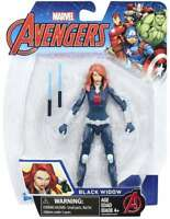 Hasbro Marvel Avengers Black Widow Action Figure Toy Accessories 6 Inch NEW