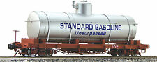 Accucraft AM31-440 Tank Car Standard Oil, 1:20.3 scale, different numbers, New