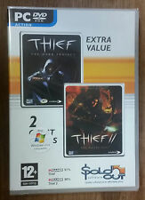 Thief: The Dark Project & Thief II: The Metal Age (PC DVD-ROM) UK IMPORT