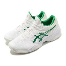 Asics Court FF Novak Australian Open White Green Djokovic Tennis 1041A089100