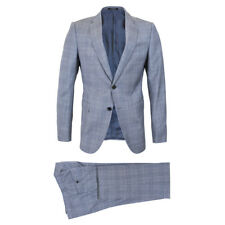 """Armani Collezioni M Line Check Suit UK38"""" Chest *NEW WITH TAGS* RRP £735"""
