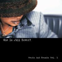 Jill Scott Who Est Scott? Words et Sons Volume 1 (2007) Album CD Neuf/Scellé