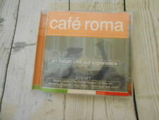 Cafe Roma an Italian chill out experience Second  CD