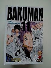Bakuman n.11 di Obata, Ohba * Death Note * 1a ed. Planet Manga