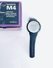 Suunto M4 Sports Watch Digital Heart Rate HR Monitor 30m Black Training Watch