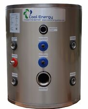 Cool Energy 60L Buffer Tank for Heat Pump CE-B60 Stainless Steel