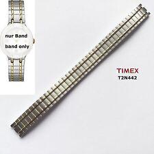 Timex Pulsera reemplazo para t2n442 cinta flexible Sport Chic EXPANSION