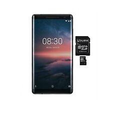 Nokia 8 Sirocco TA-1005 - 128GB - Black Smartphone (Dual SIM)