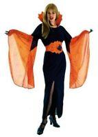 Ladies Spiderella Fancy Dress Costume Womens Hen Night Halloween Size 10-14