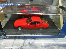 PORSCHE 924 Coupe Prototyp Design Studie 1974 red rot Proto NEU Autocult 1:43