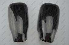Carbon Fiber Tape-on Mirror Covers for Lotus Elise Exige Europa Tesla Roadster