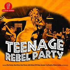 Teenage Rebel Party [CD]
