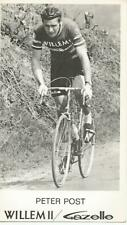 Cyclisme, ciclismo, wielrennen, radsport, cycling, PETER POST