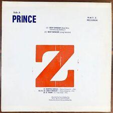 MARTIN CIRCUS PRINCE Z Vinyl EP R.M.T.Z Records 1979 Sexy Dancer EXTREMELY RARE
