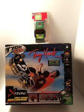 Mattel 2001 Tyco Tony Hawk Remote Controlled Skateboard With Flex Battery New