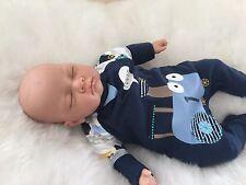 Reborn poupée Jed garçon Réaliste Faux bébé enfant anniversaire UK artiste Saxon reborns