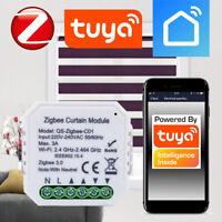 TUYA ZigBee Smart Vorhangschalter Rollo Sprachsteuerung