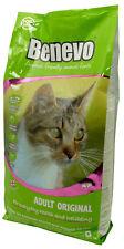 Benevo Dry Cat Food Complete Adult 2kg Bag Vegan Vegetarian NO GM