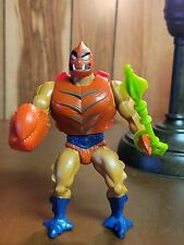 He-man Masters of the Universe CLAWFUL action figure with weapon