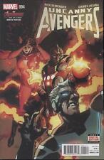 Uncanny Avengers #4   NOS!!