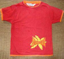 tee-shirt minigang 4 ans