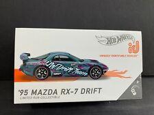 """Hot Wheels Mazda RX-7 Drift 95 ID FXB02-998D"""" 1/64"""