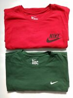 Nike Men's Athletic Cut T Shirt Lot of 2 X Large *VGC* Free Shipping