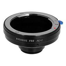 Fotodiox objetivamente adaptador pro-Pentax K lente para C-Mount