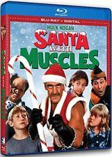 SANTA WITH MUSCLES New Sealed Blu-ray Hulk Hogan