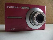 Olympus X-Series X-15 8.0MP Digital Camera - Pink.