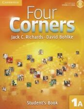 Four Corners Level 1 Student's Book A with Self-study CD-ROM, Bohlke, David, Ric