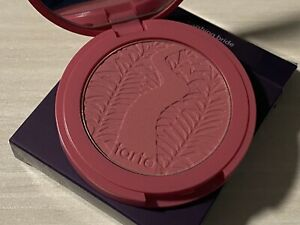 NIB TARTE Amazonian Clay 12 Hour Blush Blushing Bride Rosy Pink $29 RETAIL!! NIB