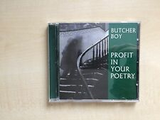 BUTCHER BOY - PROFIT IN YOUR POETRY (CD ALBUM)