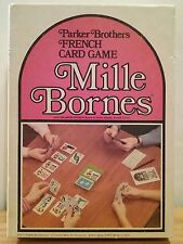 Mille Bornes 1971 Fench Card Game Complete Parker Brothers