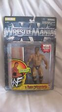 WWF WrestleMania XV Fully Loaded The Rock Action Figure From Jakks 1998 NEW t930