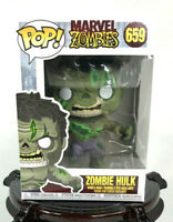 MINT Marvel Zombies Hulk Character Collectible Funko Pop Figure #659