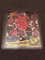 Michael Jordan 1992-93 Fleer Ultra Award Winner Card # 1