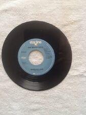 """45 """"Barbara Ann/Little Honda"""" - The Beach Boys - Capitol #X- 6259"""