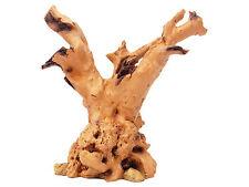 Driftwood tronco de árbol de raíces Ornamento del acuario Reptil Vivero, Decoración