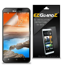 2X Ezguardz Lcd Screen Protector Cover Shield 2X For Lenovo A916 (Ultra Clear)
