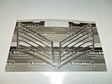 Kuryakyn 3620 Honda Goldwing GL 1500 Position Light Lens Grilles Grill #CA 90